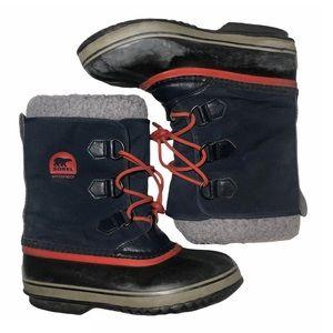 Sorel Yoot Pac Boys Kids Winter Boots